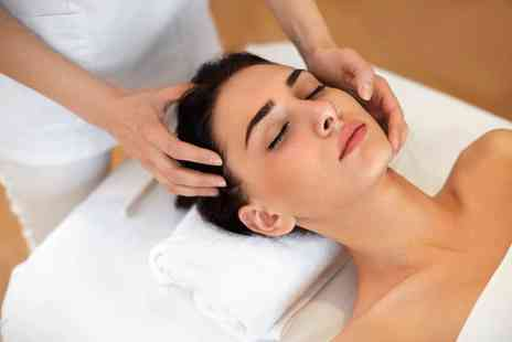 Suprina Salon & Spa - 45 minute back massage, 30 minute Dermalogica facial, and an express manicure or pedicure - Save 69%