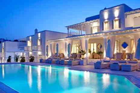 Inspired Luxury Escapes - Luxury Mykonos holiday with suite & meals - Save 0%