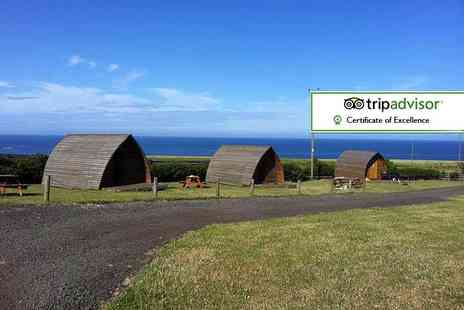 PoPot a Doodle Do - Two or three night wigwam stay for two - Save 53%