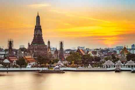 Emirates Holidays - Bangkok break with Emirates flights - Save 0%