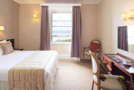 Royal Beacon Exmouth - One, Two or Three Night Stay for Two with Breakfast and Dinner Credit - Save 36%