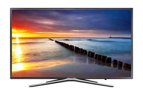 Groupon Goods Global GmbH - Samsung UE49M5500 49 Inch Full HD Smart Led Tv With Free Delivery - Save 9%