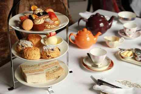 Stables Bar & Grill - Festive, Traditional or Prosecco Afternoon Tea for Two or Four - Save 44%