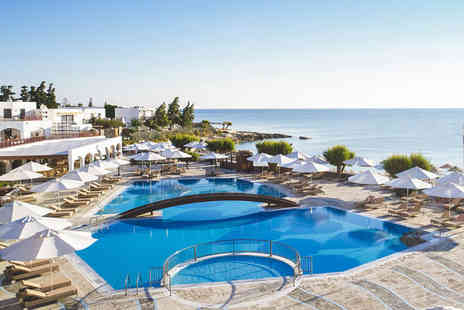 Hotel Creta Maris - Five Star All Inclusive Beach Resort with Sea Views - Save 46%