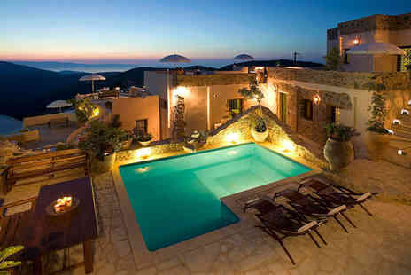 Cressa Ghitonia Village - Four Star Charming Grecian Retreat - Save 43%