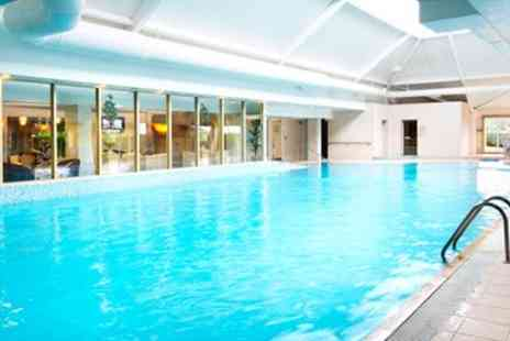 The Park Royal Hotel - Cheshire spa day with massage & facial - Save 65%