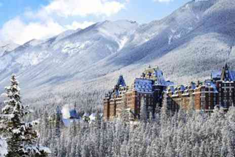 Skiworld - Deluxe Fairmont holiday in Banff with flights - Save 0%