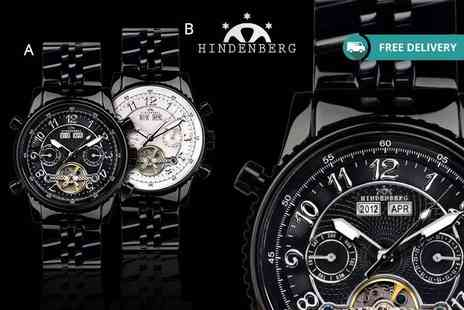 Kendor Van Noah - Hindenberg 230 H watch choose from two designs plus Delivery is Included - Save 86%