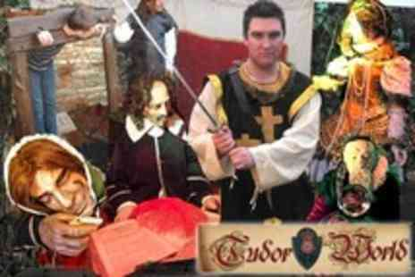 Tudor World - Tudor Museum Entry and Shakespeares Stratford upon Avon Tour For Two - Save 52%