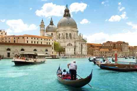 Book in Style - Seven night Med cruise including flights & 2 night Venice stay - Save 0%