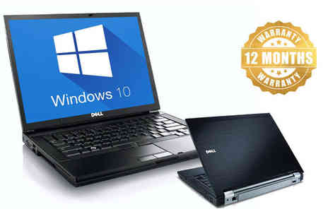 The IT Refurbisher - 14 inch 80GB Dell Latitude E6400 laptop - Save 74%