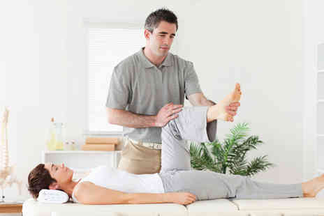 Edinburgh Chiropractic Group - Chiropractic consultation, examination and treatment - Save 72%