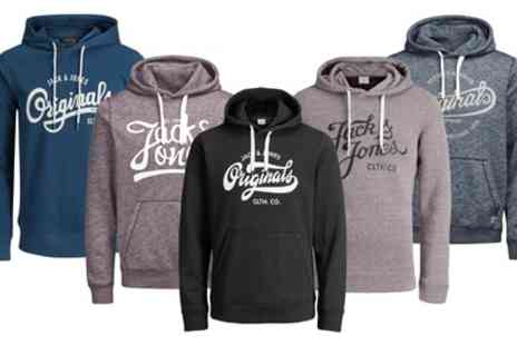 Groupon Goods Global GmbH - Jack & Jones Originals Mens Hoodies - Save 0%