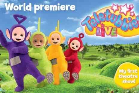 ATG Tickets - Teletubbies Live Big Hugs on 17 To 19 November - Save 40%