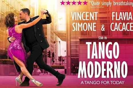 ATG Tickets - One band A day ticket to Tango Moderno On 17 To 21 October - Save 67%