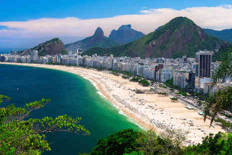 Highlights of Brazil - Dazzling Scenery & Colourful Culture - Save 0%