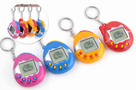 Hua Yuan International Trading - Two retro virtual pets - Save 83%