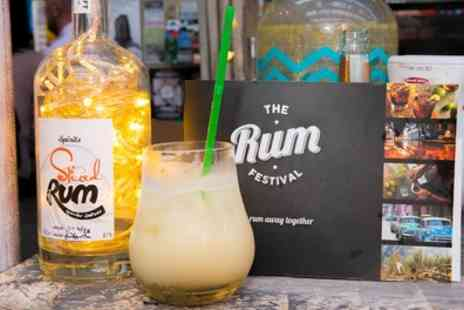 The Rum Festival - General Admission Ticket to The Rum Festival and Cocktail on 27 to 28 October - Save 50%