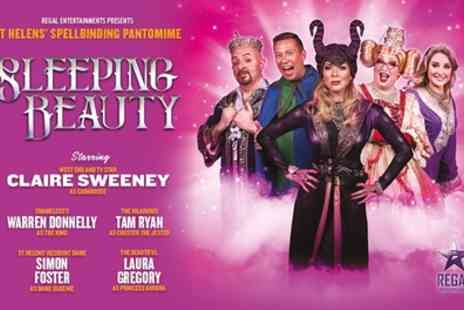 Regal Entertainments - Sleeping Beauty Pantomime on 21 to 29 October - Save 33%