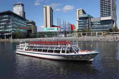 Manchester River Cruises - Halloween Half Term Cruise for One Child, Adult or Family of Four - Save 44%