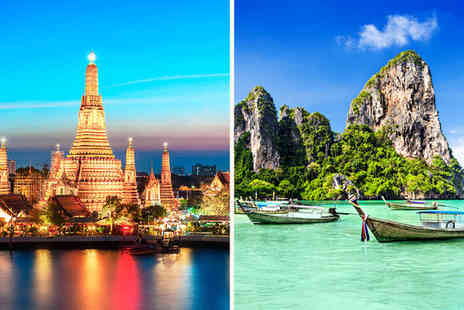 Column Bangkok & Metadee Phuket - Four Star Exciting City Stay & Beach Break - Save 0%