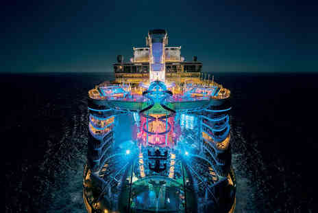 Symphony of the Seas - All Inclusive Mediterranean Cruise & 2 Nights In Barcelona - Save 31%