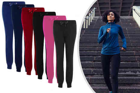 Nothing New 2 Wear - Pair of womens jogging pants - Save 77%