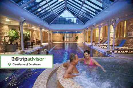 Thoresby Hall - Deluxe spa day for two including a light two course lunch or include a Rhassoul mud treatment each - Save 51%
