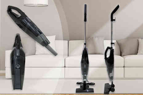Who Needs Shops - 600W bagless stick vacuum cleaner - Save 76%