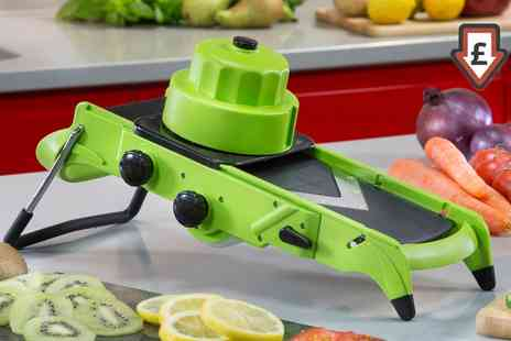 Groupon Goods Global GmbH - Tower Health All in One Mandoline Slicer - Save 78%