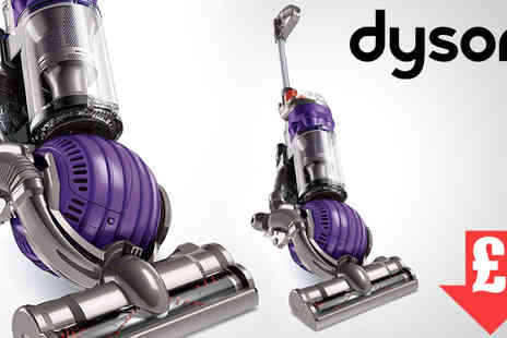 K & D Appliance Services - Dyson DC24 Multi Floor Ultra Lightweight Upright Vacuum Cleaner - Save 71%