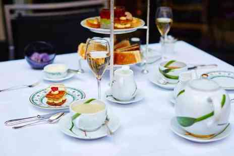 Newton House Hotel - Afternoon tea for two with a glass of Prosecco each - Save 46%