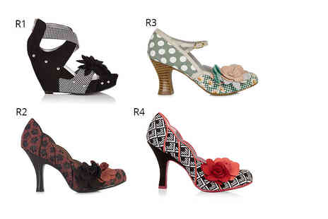 Deals Direct - Pair of Ruby Shoo shoes - Save 0%