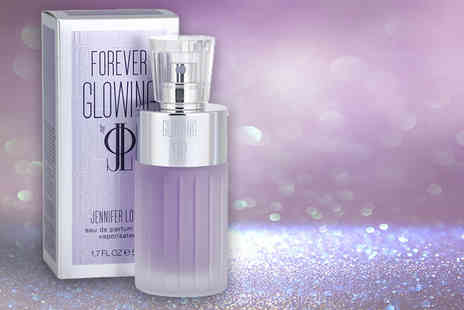 Deals Direct - 50ml bottle of Jennifer Lopez Glowing EDP - Save 64%