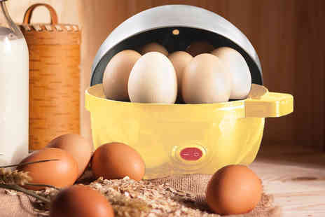 Home Empire - Egg boiler and poacher - Save 82%