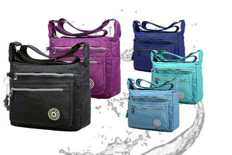 Jewleo - Waterproof Dacron bag - Save 78%