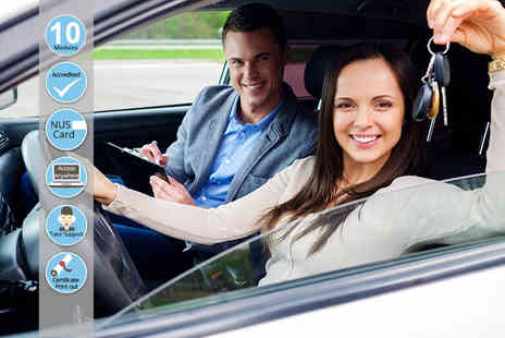 New Skills Academy - Accredited driving test preparation course - Save 94%