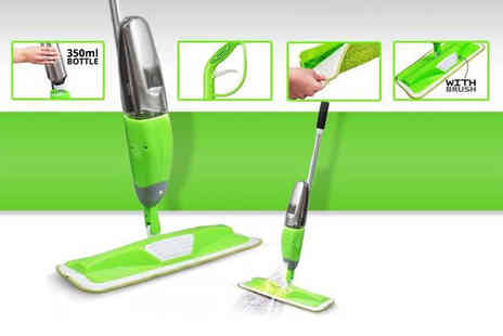 Direct 2 Publik - PowerZone spray mop - Save 82%
