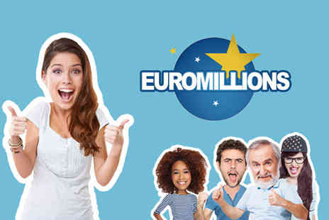 Simply Lotto - 200 EuroMillions syndicate bets and 300 scratchcard syndicate bets - Save 0%