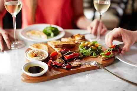 Buyagift - Three course meal with a glass of wine for two - Save 0%