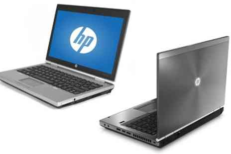 Portable Universe - Refurbished HP Elitebook 2570p with Intel Core i5 With Free Delivery - Save 0%