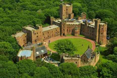 Peckforton Castle - One Night Stay for Two with Breakfast and Dinner - Save 0%