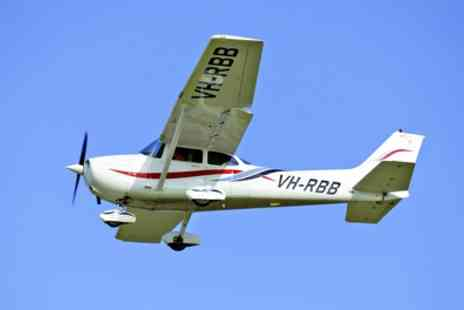 Scenic Air Tours - Bournemouth Flying Experience for Two - Save 0%