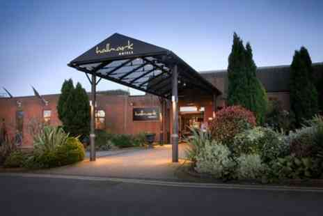 Hallmark Hotel Preston Leyland - One or Two Nights Stay  with Breakfast, Wine, Leisure Access and Option for Dinner - Save 70%
