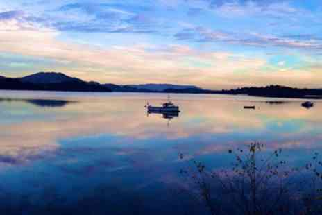 The Inn on Loch Lomond - One or Two Nights Stay for Two with Breakfast and Option for Dinner - Save 48%
