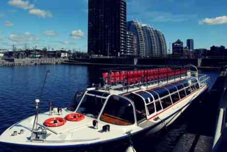 Manchester River Cruises - Christmas Cruise for a Child, Adult or Family of Four - Save 44%
