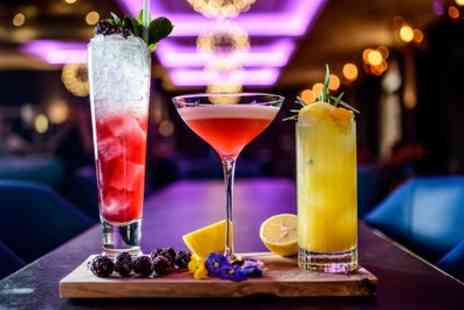 Roc and Rye Manchester - Cocktails and Nibbles for Two or Four - Save 38%