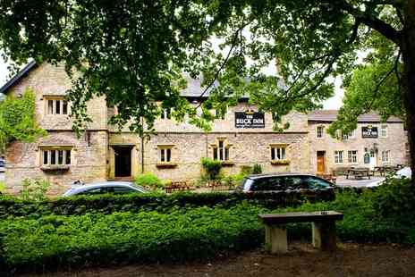 The Buck Malham - One to Three Nights Stay for Two with Breakfast - Save 48%