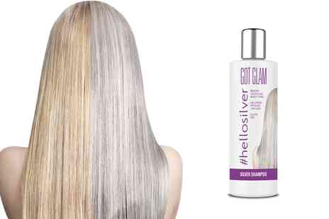 Groupon Goods Global GmbH - Got Glam Silver Shampoo - Save 0%