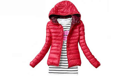 Richardson Group - Womens Slim Fit Hooded Jacket Available in 5 Colours - Save 70%